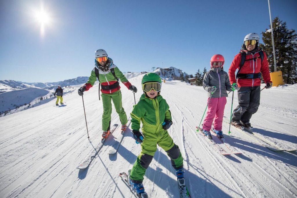 Ako správne vybrať detské lyže