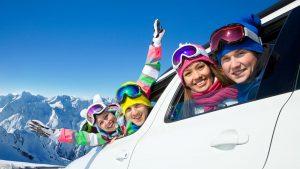 cestovanie a lyžiarske zážitky
