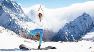 Zdravie a fitness pre lyžiarov